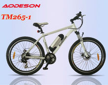 2015 new model mountain e bike with bafang motor al alloy frame for out door sports