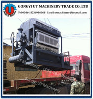 Used Pulp Egg Plate Making Machine/ Automatic egg tray machine/ Paper pulp egg plate machine