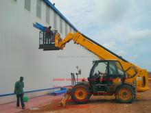 Portable Galvanized Metal Fabrication Warehouse Storage