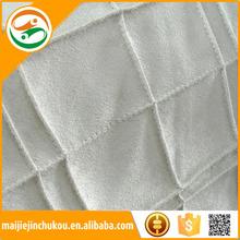 Fuente del fabricante de China Vintage tapicería de tela / gamuza acolchada tela de tapicería