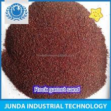 Garnet sand 80 mesh /Non contact cutting process
