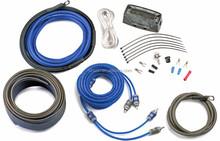 new design copper wire for speaker 4/8 gauge car amp wiring kit
