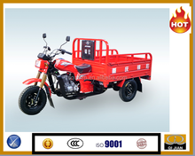 Powerful 200CC water cooling motorized cargo tricycle 3 wheel cargo tricycle