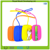 Multi-functional silicone wallets silicone coin purses