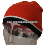 Knitting Latest custom Wholesale cool girls beanie hats