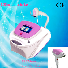 Q switched ce certified 808nm diode laser best new product for hair removal