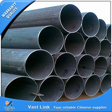 New design black paint carbon weld pipe from China