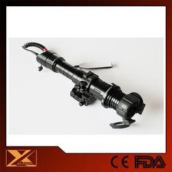 Hunting subzero 100mw green laser designator adjustable beam