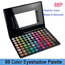 2015 Custom Palette Private Label 88P Color Eye Shadow , Eyeshadow Palette