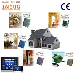 CE passed smart house system factory supply the bidirectional smart house solution and stable wifi smart home automation system