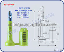 Shipping and High Security Seals BG-Z-010