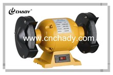 """150mm 6"""" electric bench grinder,220V,370W power tools"""