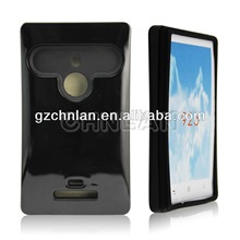 New arrival noctilucous nightlight combo case for nokia lumia 925 phone case