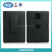 wholesale factory supply case for blackberry holster combo cell phone case