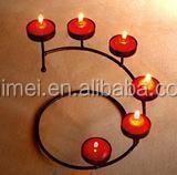 popular professional metal candle holder