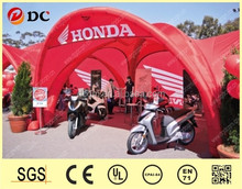 Newest style outdoor car tent/motorcycle tent 4x4