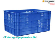 Plastic shipping storage crates plastic container box