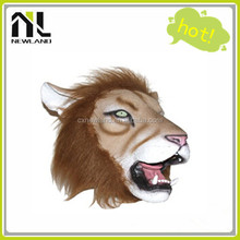 2015 Hot Sale Customized Design Top Quality lion head mask