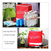 Shoulder bag type and cans use insulated lunch bag
