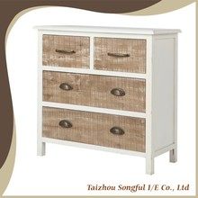 China wooden chest of drawers