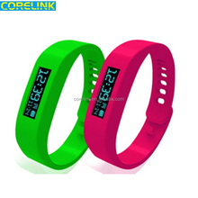 colorful TI CC254 cheap 7 days standby sport smart watch for health