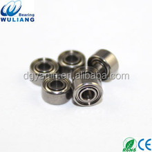 mr52ZZ miniature ball bearing 2x5x2.5 mm