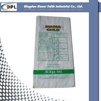 pp woven sack bag cement 50 kg bags