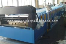 Floor decking steel plate making Roll Forming Machine
