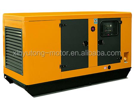 25kva Ce Waterproof Home Used Silent Type Diesel Generator
