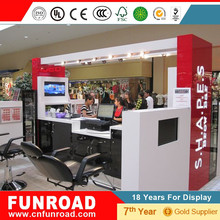 Eyebrow Threading Furniture For Shop Decoration