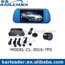 newest car backup radar system with OEM color ultrasonic detector