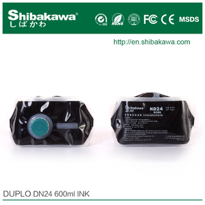 Kompatibel duplikator tinte duplo kopie drucker tinte ANKUNFTS-ND24 düse