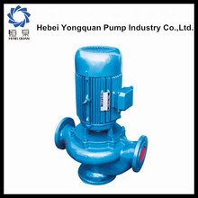 high volume high pressure centrifugal sewage fountain water pumps