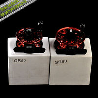 2014 Hot-selling,GR60 Metal Gear with vent force raft / fishing reels / fishing raft round micro fishing tackle free shipping