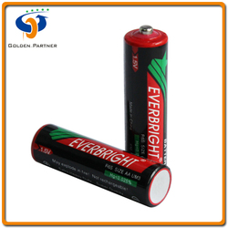More safe performance aa r6 pvc jacket all kinds of dry battery