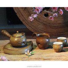 Sale! artistic glazing tea set handcrafted pottery tea pot