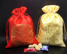 hot product for 2015 Chinese tradtion gift pouch for new year