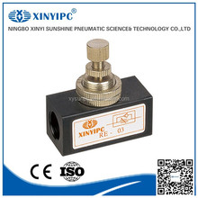 High quality solenoid shut-off valve for air