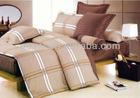 Cotton printed bedding for home