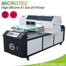 uv flat bed plastic bag printer digital printer for plastic plastic id card printer