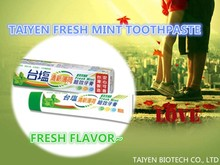 HOT SALE HIGH QUALITY FRESH MINT TOOTHPASTE