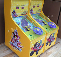 Shanghai children arcade games pinball motor car race game