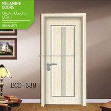 internal room door ecological melamine finished home door skin