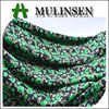 Mulinsen Textile 100% Polyester 100D DTY Interlock Small Flower Print Fabric