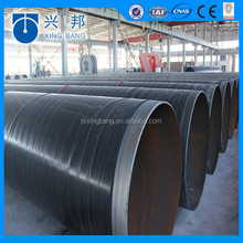 """8"""" oil and gas pipe anti-corrosive pe plastic coated and epoxy coated steel pipe"""