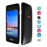 Original Foxconn Infocus M2 4G FDD LTE Mobile Phone 4.2 inch 1280x768 Qualcomm MSM8926 Quad Core 1GB RAM 8GB ROM Android 4.4