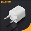 Fashionable mobile phone charger 5.0v 1a EU plug charger adapter for iphone