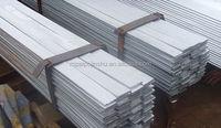 steel flat bar stair handrail with AISI, ASTM, BS, DIN, GB, JIS standard