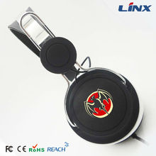 Shenzhen crown sampling headphone high quality over anime design headphone