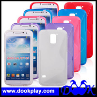 Hot Selling For Samsung Galaxy S5 S-Line TPU Cover Case